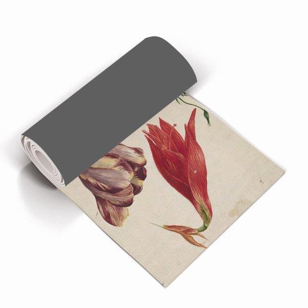 Smart Art Bespoke Printed Yoga Mat Floral