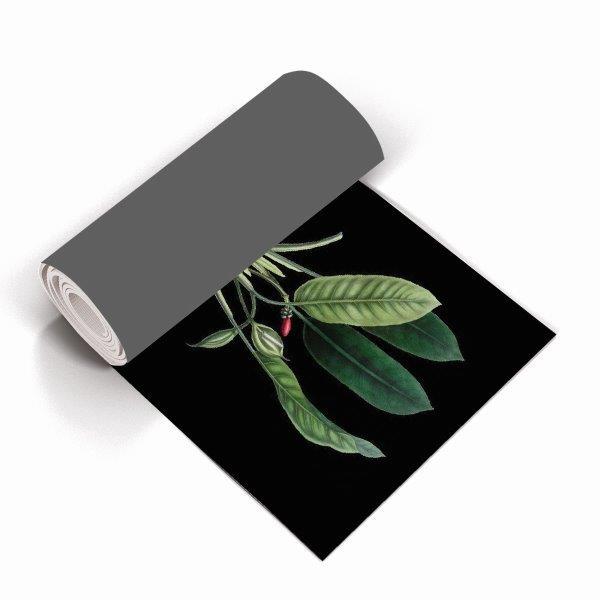 Smart Art Bespoke Printed Yoga Mat Tropical Leaves