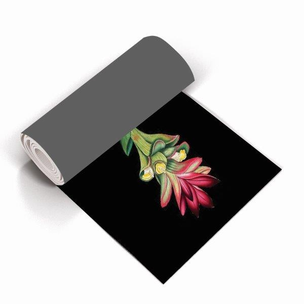 Smart Art Bespoke Printed Yoga Mat Tropical Flower